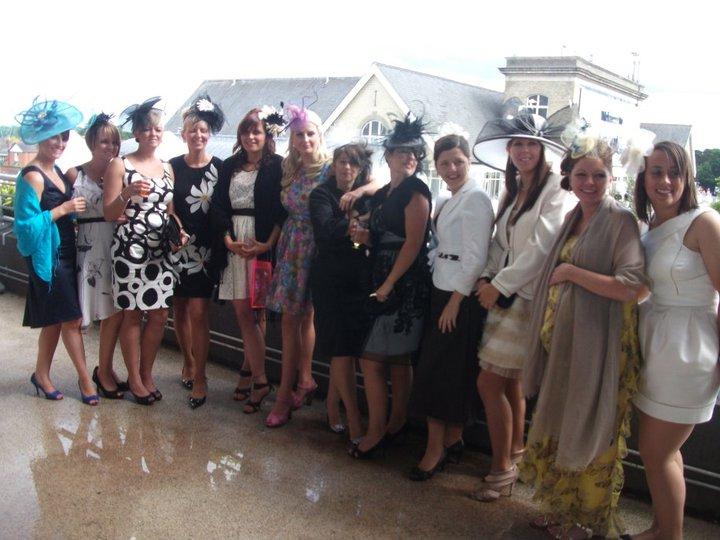 Ladies Day at Royal Ascot 2011
